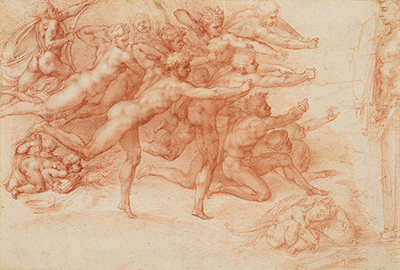 Archers Shooting at a Herm Michelangelo