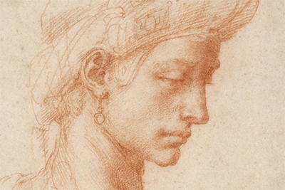 Michelangelo Drawings & Sketches